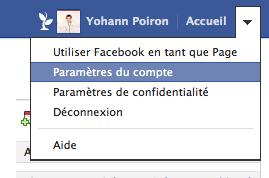 Comment désactiver et supprimer définitivement votre compte Facebook - Paramètres du compte