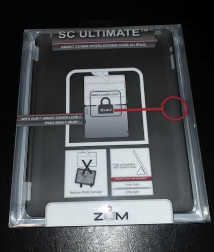 Concours : Coque de protection pour iPad 2 - Contenu de la boîte