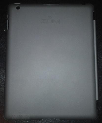 Concours : Coque de protection pour iPad 2 - Coque ZUM