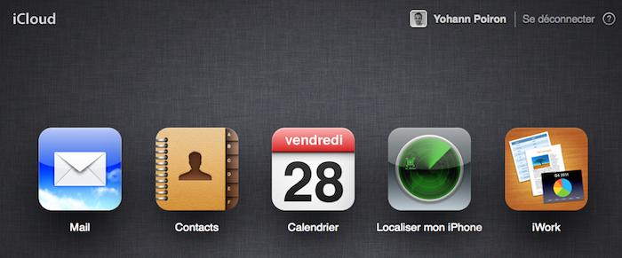 De iCloud à Dropbox : 5 services de cloud comparés - iCloud