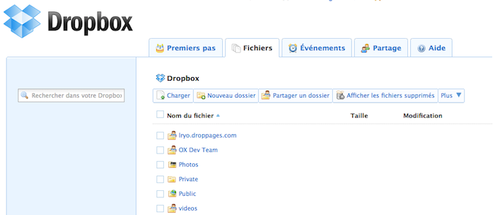 De iCloud à Dropbox : 5 services de cloud comparés - Dropbox