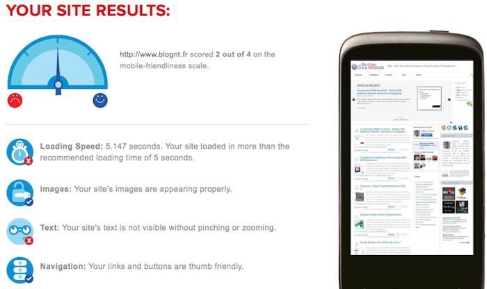 Google part à la conquête du développement Web mobile - Informations complètes sur le site