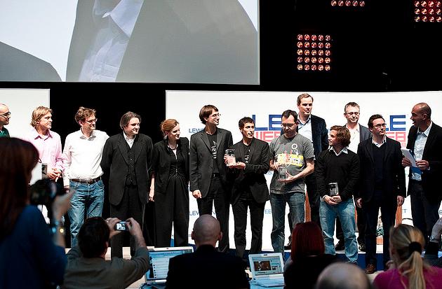 LeWeb'11 c'est ça : Conférences, Workshops & Compétition de startups - Compétition startups LeWeb'10
