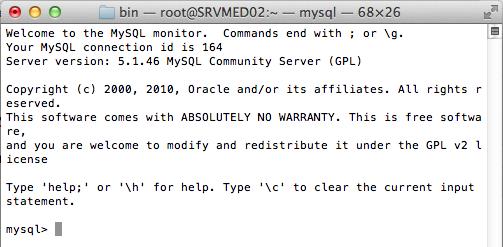 MySQL pour les débutants - Ligne de commande MySQL