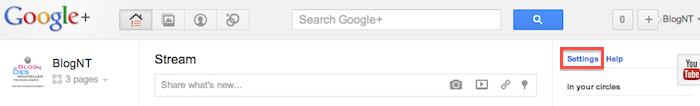 Comment ajouter des administrateurs sur une page Google+ - Configuration d'une page Google+