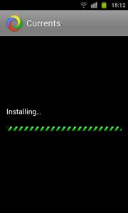 Comment bénéficier de Google Currents sur votre Android - Installation de Currents