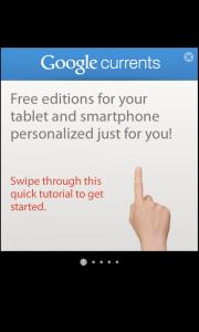 Comment bénéficier de Google Currents sur votre Android - Guide de démarrage de Currents