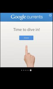 Comment bénéficier de Google Currents sur votre Android - Tutoriel 5 : Découvrir Currents