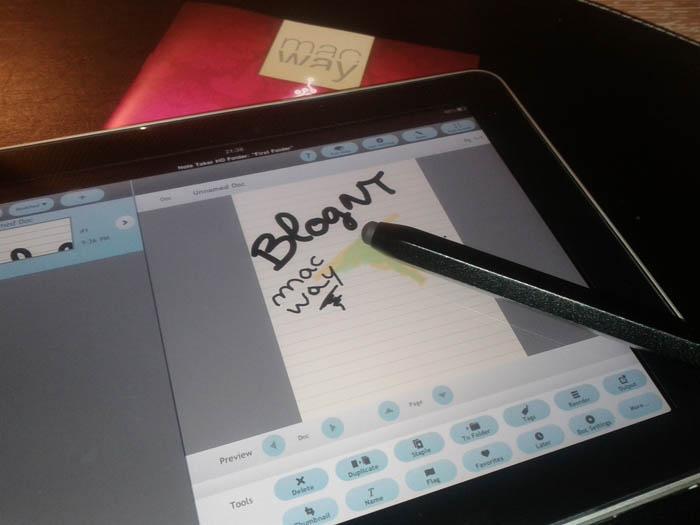 Concours Noël #2 : Des gadgets pour votre Mac et votre iPhone/iPad - Stylet pour iPad et iPad 2