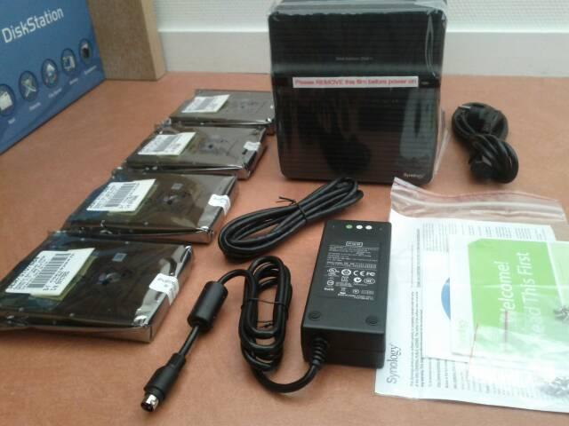 Découvrez le Synology DiskStation DS411 - Vue d'ensemble du DiskStation DS411