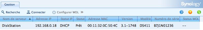 Découvrez le Synology DiskStation DS411 - DiskStation prêt à être utilisé