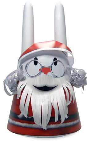 Déguisez votre Nabaztag pour les fêtes de fin d'année ! - Nabaztag en Père Noël