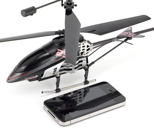 Des gadgets geeks pour Noël ! - Wi-Fli Helicopter
