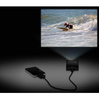 Des gadgets geeks pour Noël ! - MicroVision SHOWWX+