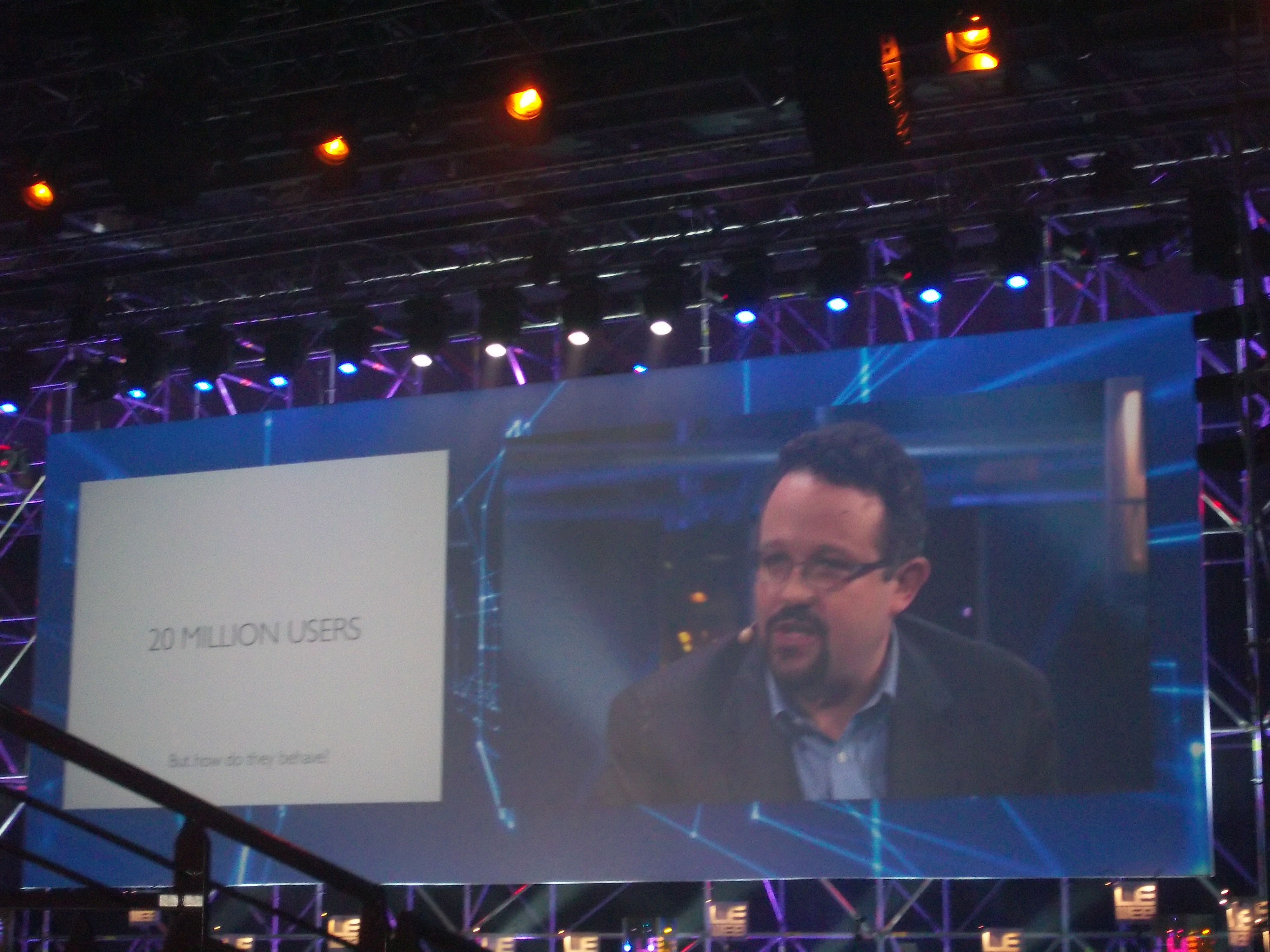 Le Web'11 : Un partenariat entre Orange et Evernote