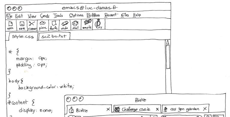 Les acteurs du Web en ont parlé [#18] - CSS display: none