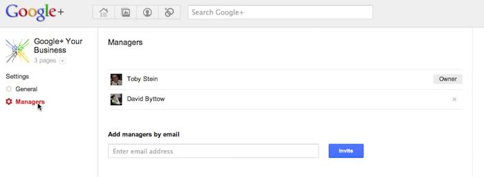 Les pages Google+ permettent le multiple admin et bien plus...