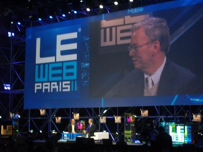 LeWeb'11 : Google TV sur la majorité des (nouveaux) téléviseurs d'ici l'été 2012 ?