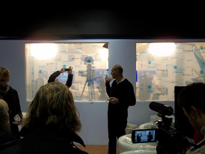 LeWeb'11 : Visite de l'événement LeWeb à J-1 ! - LeWeb TV