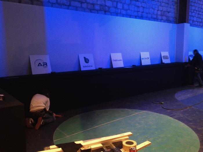LeWeb'11 : Visite de l'événement LeWeb à J-1 ! - Startups