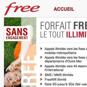 MOBILE.FREE.FR est enfin ouvert à tous… | Le blog des nouvelles ...