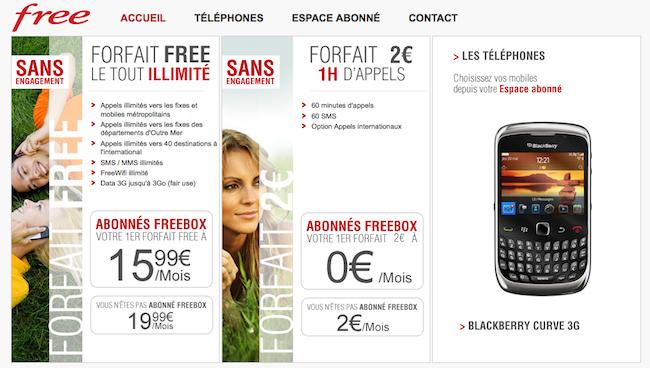 mobile.free.fr : les différentes étapes pour s'inscrire à Free Mobile - Offres Free Mobile