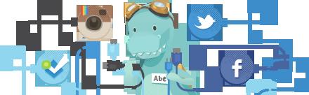 Qu'avez-vous publié en un an sur les réseaux sociaux ? - Timehop