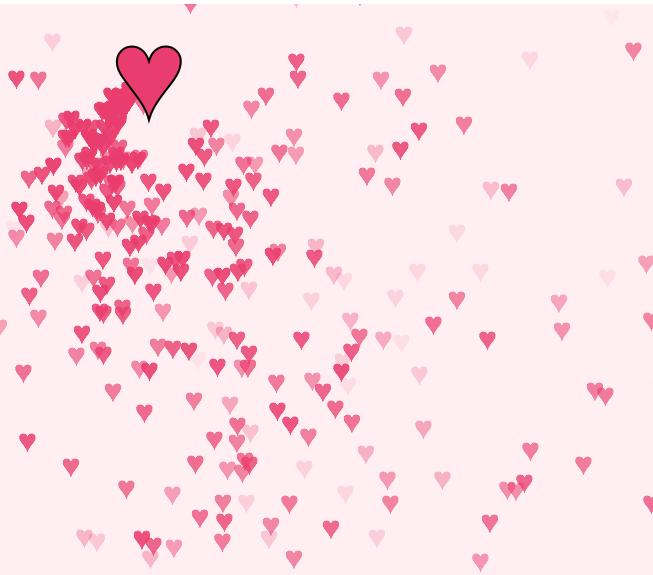 Saint-Valentin geek : 1024 octets d'amour pour votre valentine grâce à JS1K