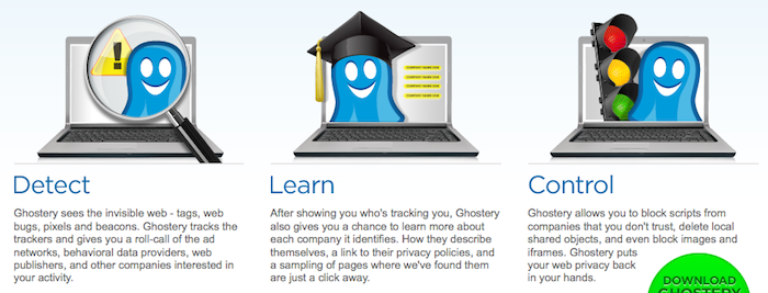 4 extensions pour votre navigateur à avoir afin de protéger votre vie privée en ligne - Ghostery