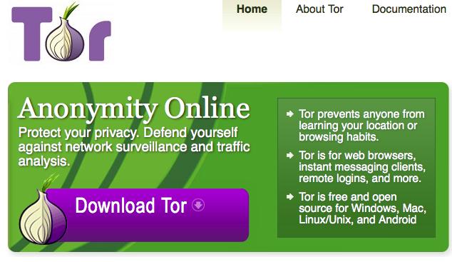 5 outils pour surfer anonymement sur le Web - Tor