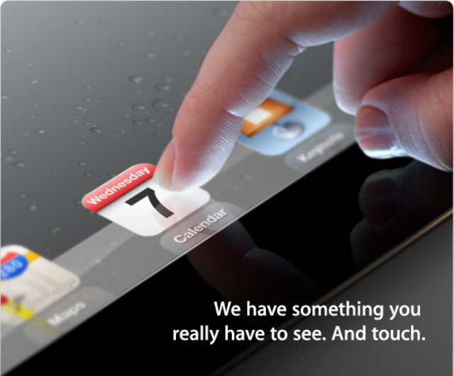 Apple officialise son événement à San Francisco le 7 mars !