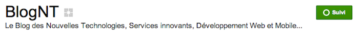 De gros changements dans la génération des badges Google+, vous pouvez obtenir votre propre badge - Cercle 'Suivi'
