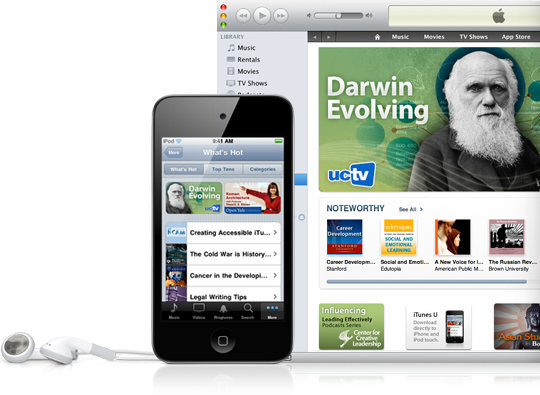 Des façons d'apprendre à coder gratuitement - iTunes U