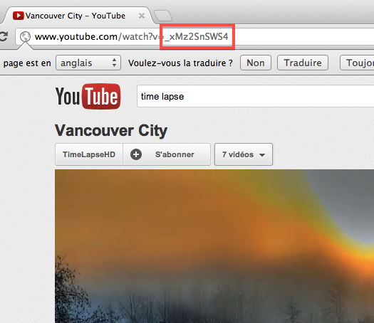 jQuery Tubular : Une vidéo en background de votre site Web - Youtube