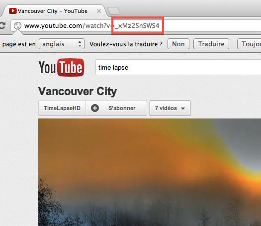 jQuery Tubular : Une vidéo en background de votre site Web - Youtube