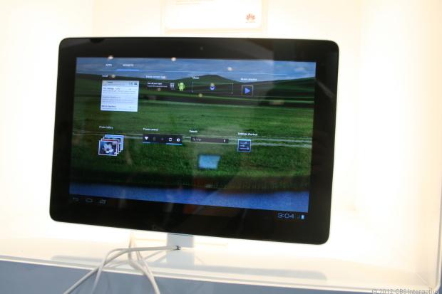 Mobile World Congress : Jour 2, qu'avez-vous manqué ? - Huawei MediaPad