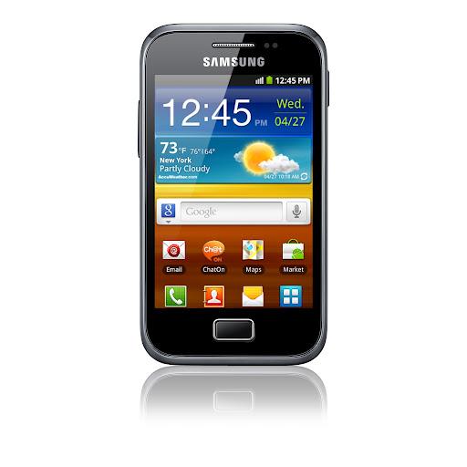Mobile World Congress : Jour 2, qu'avez-vous manqué ? - Samsung Galaxy Ace Plus