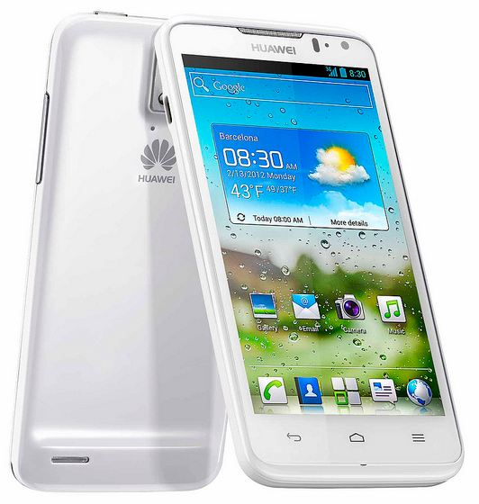 Mobile World Congress : Qu'avez-vous manqué de la première journée ? - Huawei Ascend D Quad