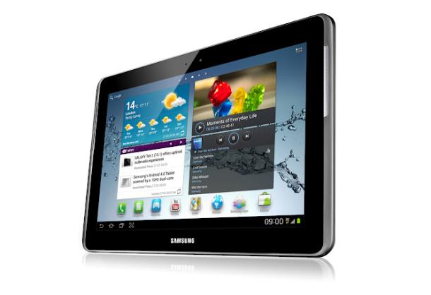 Mobile World Congress : Qu'avez-vous manqué de la première journée ? - Samsung Galaxy Tab 2