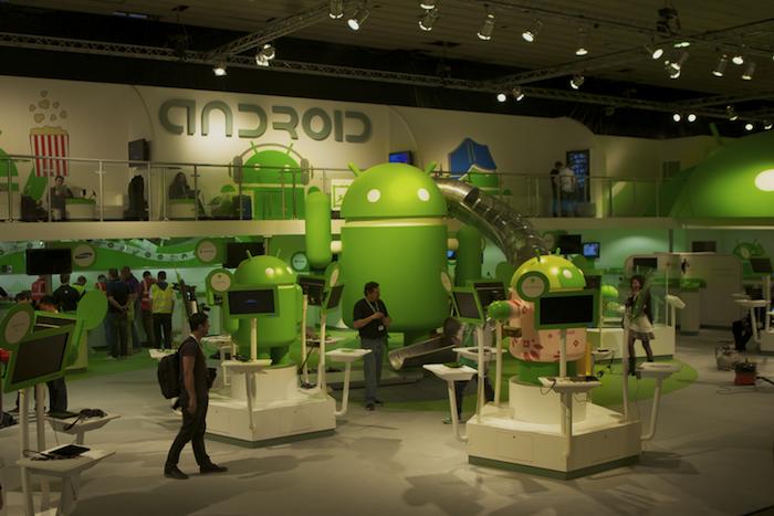 Plus de 300 millions d'appareils Android sont en service dans le monde