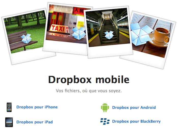 Utiliser Dropbox comme un pro : Trucs et astuces - Dropbox partout