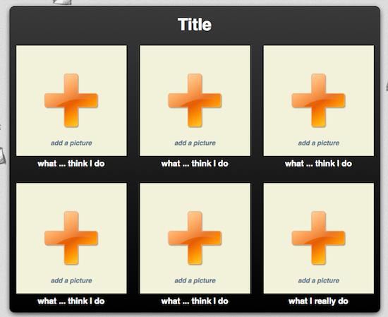 What People Think I Do / What I Really Do - Des images humoristiques sur les métiers du Web