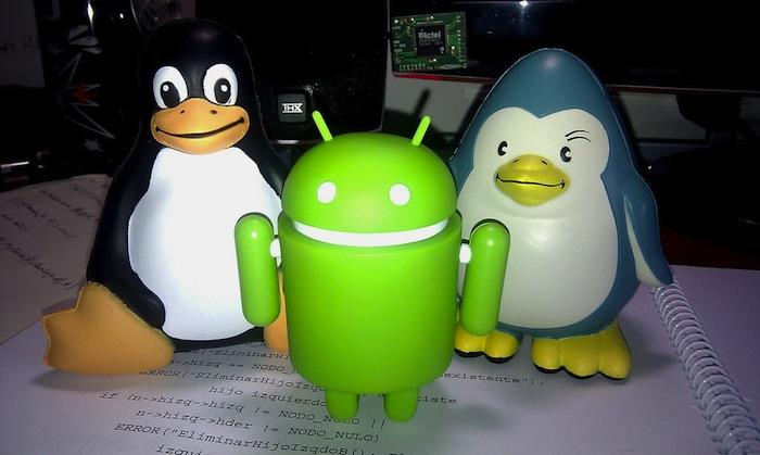 Android et Linux sont de nouveau amis