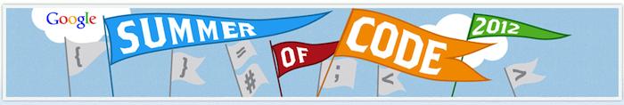 Google Summer of Code 2012, si vous êtes étudiants c'est pour vous !