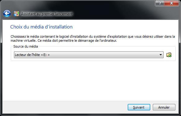 Installation de Windows 8 Consumer Preview dans une machine virtuelle (VirtualBox)