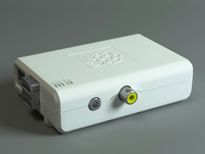 Le Raspberry Pi se dote d'un boîtier, que vous pouvez télécharger et imprimer en 3D