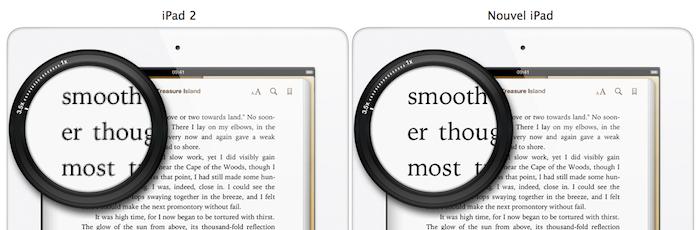Qu'est-ce iOS 5.1 et le nouvel iPad apportent aux développeurs Web ?
