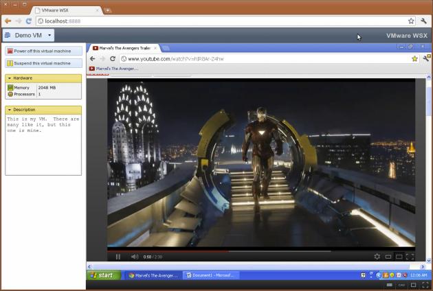 VMware WSX, un bureau virtuel en HTML5