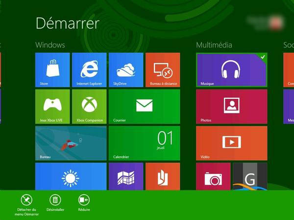 Windows 8 Release Candidate serait disponible début Juin !