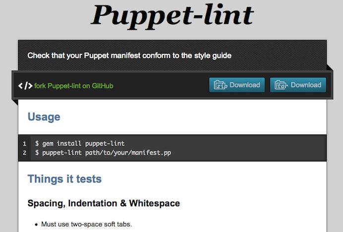 Automatic Page Generator : GitHub permet de générer votre propre skin pour vos pages de projet - Exemple de page